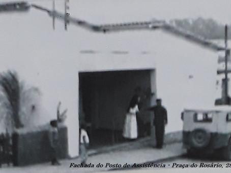 Sessenta anos atrás foi inaugurado o primeiro Hospital de Barroso
