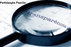 Participação popular e consciência política é igual a gestão pública eficiente