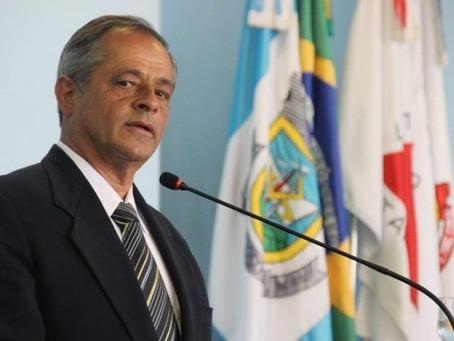Vereador Giovanni Graçano (PPS) se despede da política
