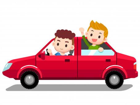 Internautas reclamam do uso indevido de carros oficiais