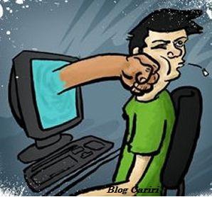 """Os inertes """"valentões da internet"""""""