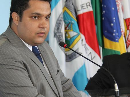 Vereador Eduardo Pinto, atuante e econômico para o município