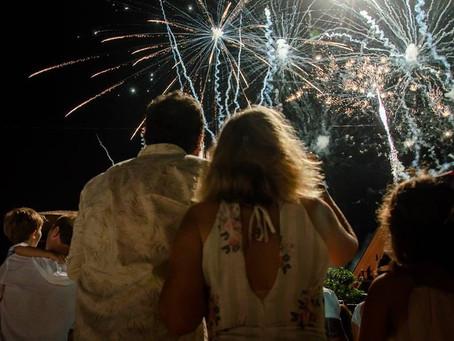 Crise afeta festividades de final de ano em vários municípios.