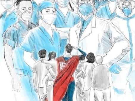 Permanece sem definição a gratificação dos profissionais da saúde de Barroso