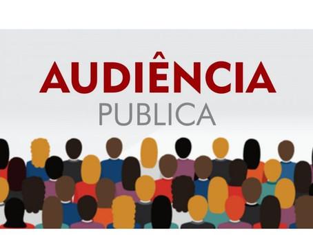 LDO 2020: Audiência Pública será na próxima quinta-feira