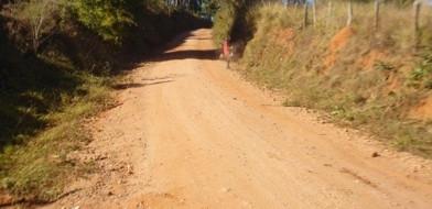 Metade da estrada da Boa Vista deve ser pavimentada