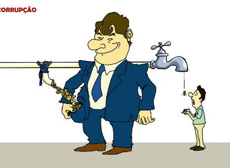 A má gestão é tão cruel quanto a corrupção