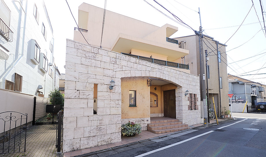 モリタケ工務店 施工例 B 集合住宅