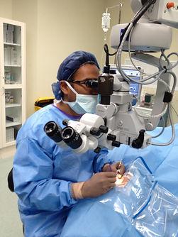 Dr Merv Ferdinands, Cataract Surgery
