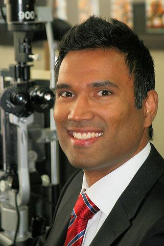 Dr Merv Ferdinands, Ophthalmologist