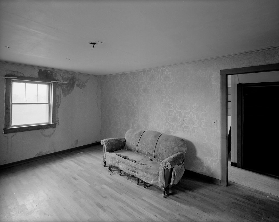 Living room, taken from the series Surro