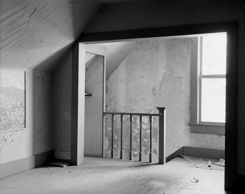 House interior, taken from the series Su
