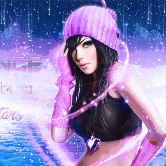 Digital art - Girl2.jpg