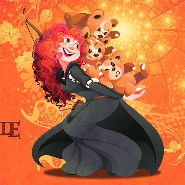 Rebelle (Disney)