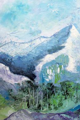 Monet Mountains Close Up 6.JPG