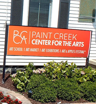 Paint Creek Center For The Arts