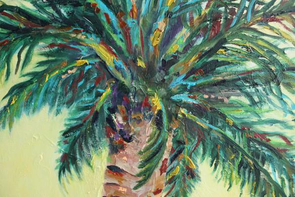 Palm Close Up 2