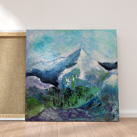 Monet Mountains