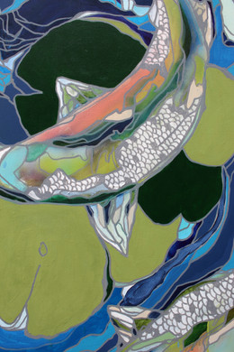 What The Koi Close Up 2