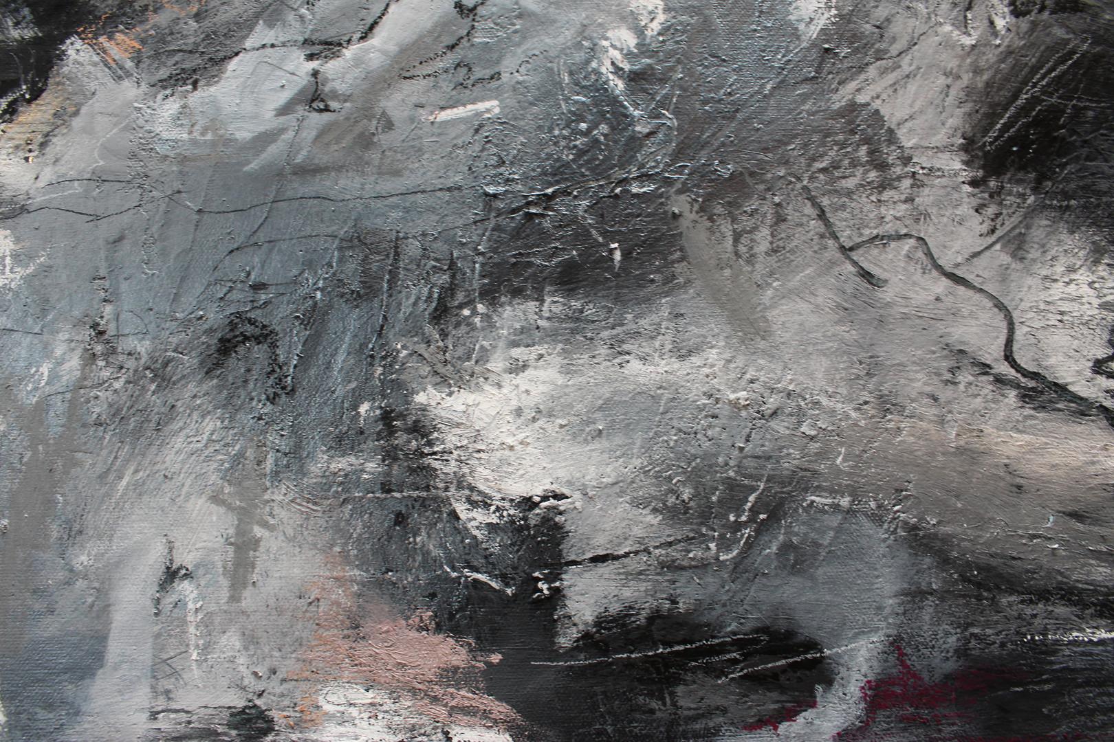 Charcoal Close Up 2