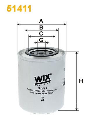 WIX 51411