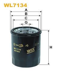 WIX WL7134