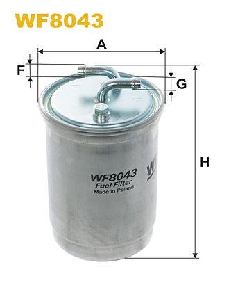 WIX WF8043