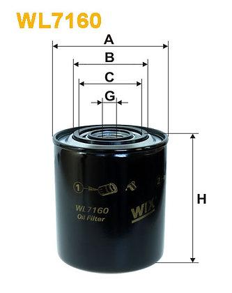 WIX WL7160