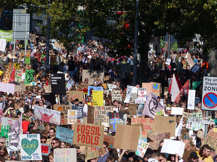 Bristol Youth Strike 4 Climate 20th September 2019