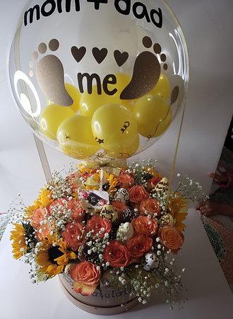Arreglos personalizados con flores