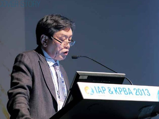 Issue 16 Myung-Hwan Kim, MD, PhD, President of the Asian-Oceanic Pancreatic Association