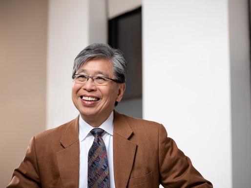 Issue 23 Edison Liu, M.D., President and Chief Executive Officer, The Jackson Laboratory (JAX)