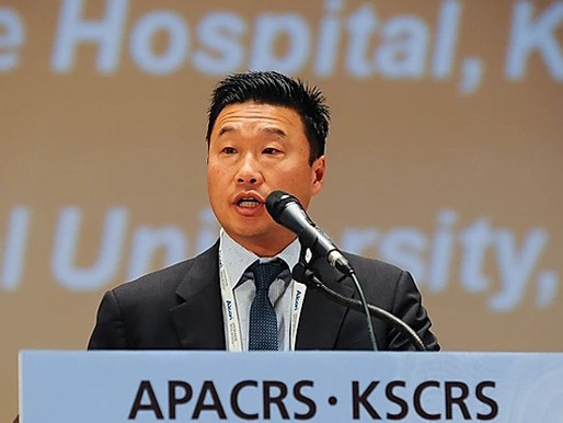 Issue 18 Terry Kim, MD, VP and President-Elect, American Society of Cataract and Refractive Surgery
