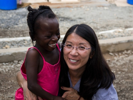 Issue 19 Joanne Liu, M.D., C.M., FRCPC, International President of Médecins Sans Frontières (MSF)