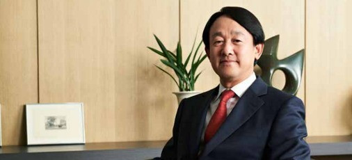Issue 5 Dr. B.G. Rhee, CEO of Green Cross Holdings
