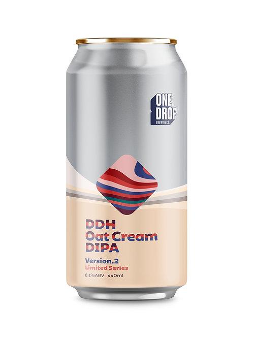DDH Oat Cream DIPA // 4 Pack