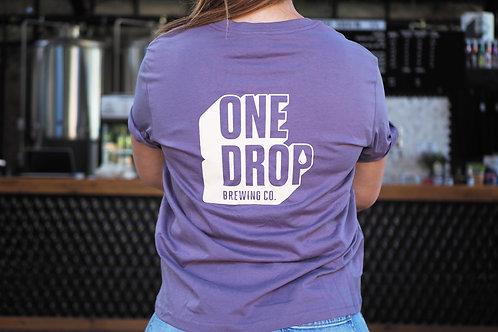 Womens Purple Haze Tshirt