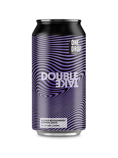 Boysenberry Double Take // 4 Pack