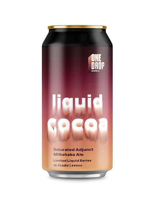 Liquid Cocoa // 4 Pack