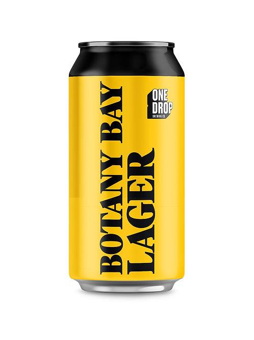 Botany Bay Lager 440mL // 4 Pack