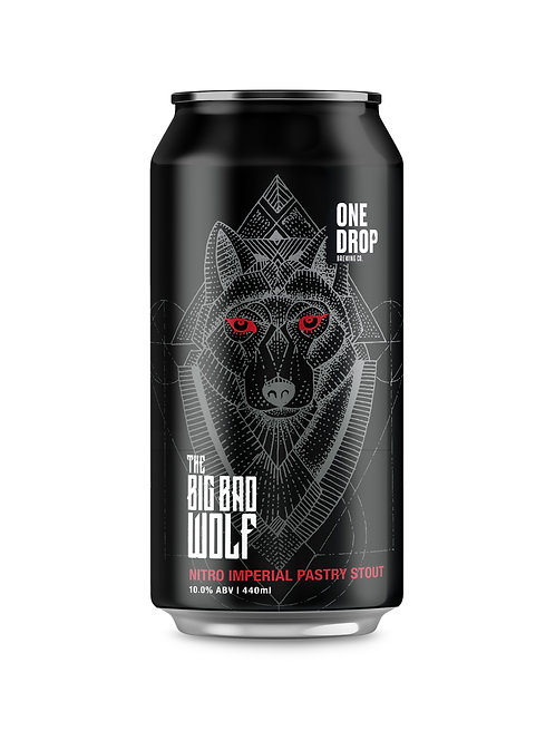 The Big Bad Wolf // 4 Pack