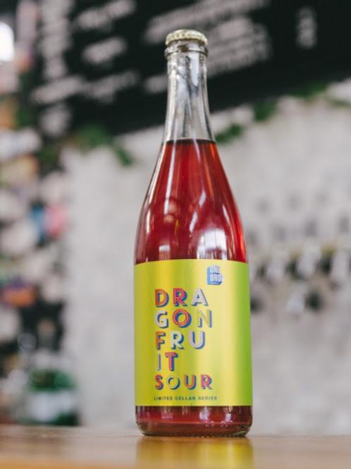 Cellar Series // Dragonfruit Sour - 750mL