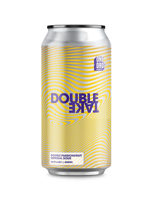 Double Take Passionfruit Imperial Sour // 4 Pack