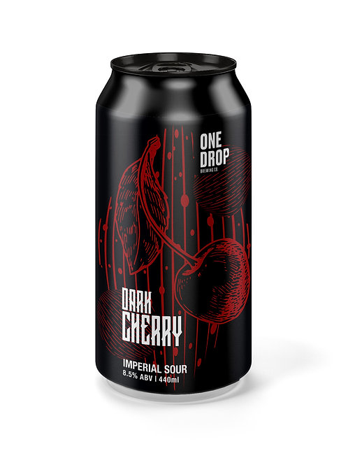 Dark Cherry Imperial Sour // 4 Pack