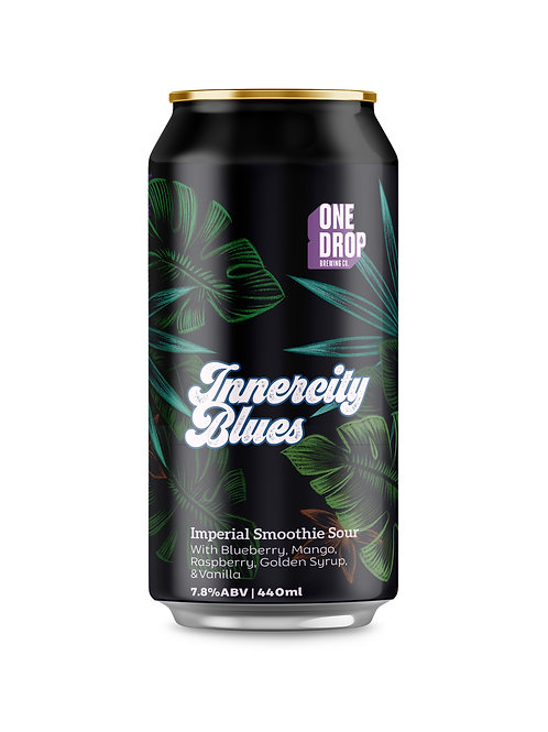 Innercity Blues Imperial Smoothie Sour  // 4 Pack
