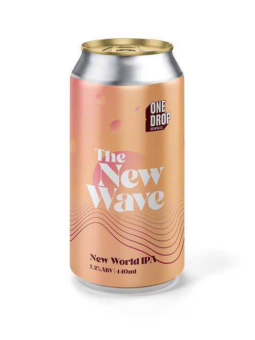 The New Wave New World IPA // 4 Pack