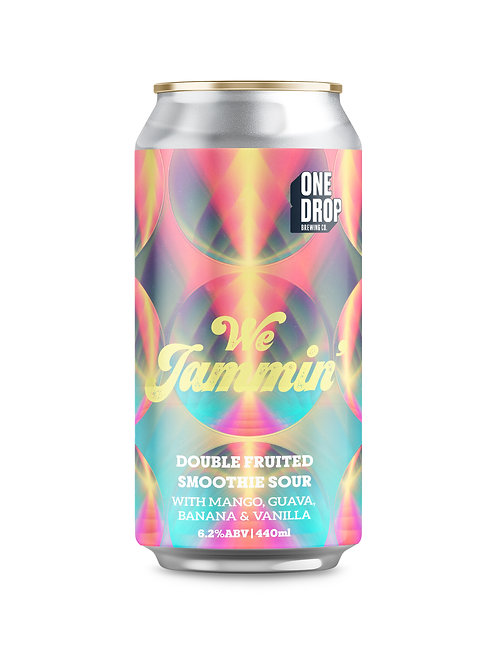 We Jammin' - Smoothie Sour // Four Pack