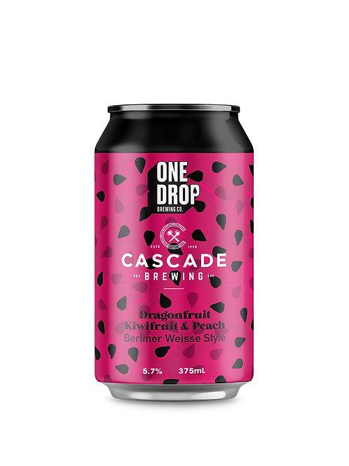 Cascade X One Drop Collab // 4 pack - 375mL