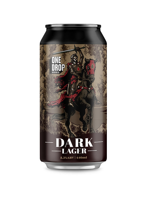Dark Lager // 4 Pack