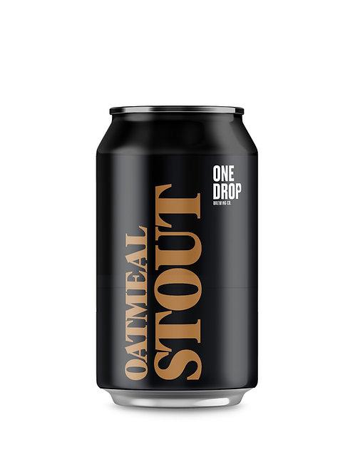 Oatcream Stout // 4 Pack